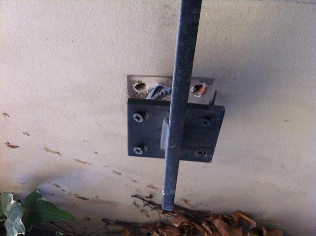 Ferronnerie janssens grille porte protections de fen tres for Antivol pour fenetre